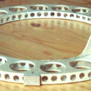 Balsa wood Frame